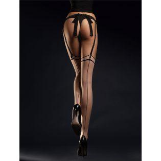 Madame Bas 20 DEN - Nude  Noir