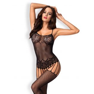 F235 Bodystocking - Noir
