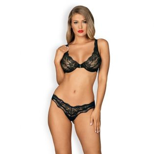 Luvae Ensemble 2 pcs  - Noir