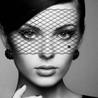 Masque Filet Noir Bijoux Indiscrets
