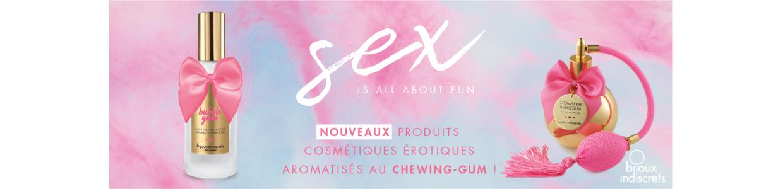 Produits de beauté et cosmétiques sexy