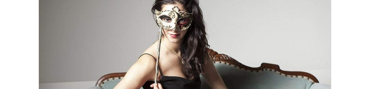 Masque Sexy | Achat accessoires coquins