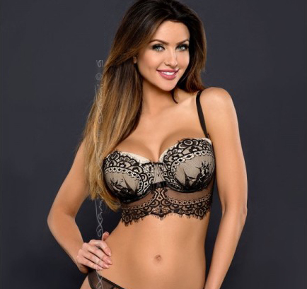 Lingerie sexy Miss Glam